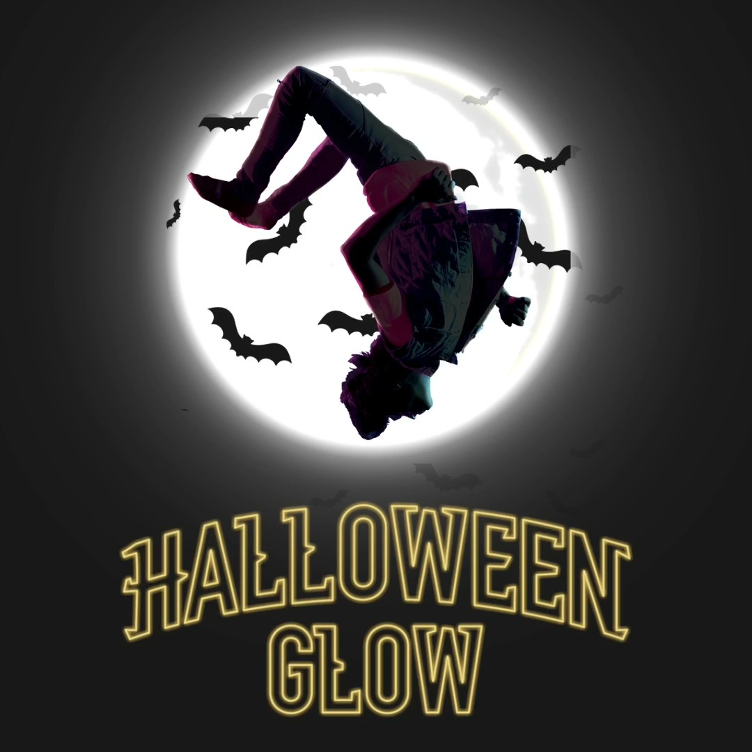 Our EPIC Halloween GLOW event is back @ FREEDOME Cheshire Oaks!